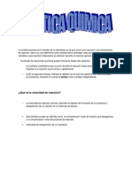 Quimica I - Petronila