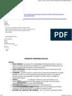 Paquete Contable Helisa Manual
