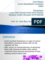Case Report Anak AML