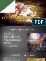 El Triunfante Regreso de Cristo