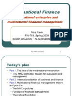 Multinational Finance 2