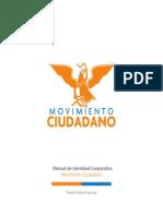 Manual de Identidad Movimiento Ciudadano
