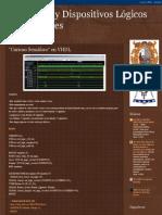 Electrónica y Dispositivos Lógicos Programables: