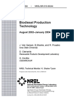 Modified Biodiesel Production Manual