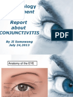 Ophtha Conjunctivitis
