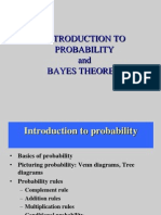 2303 Probability Bayes F12