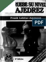 Compruebe Su Nivel de Ajedrez Frank Lohc3a9ac Ammoun
