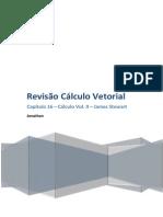 Revisão Cálculo Vetorial