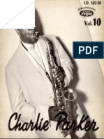 Charlie Parker in Concert Vol 10