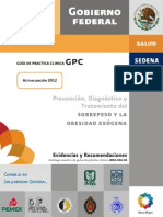GPC Obesidad
