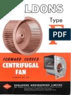 centrifugal fan design handbook pdf