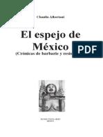 El espejo de México (Crónicas de barbarie y resistencia).pdf