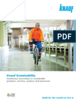 2013 E- Sustainability Brochure