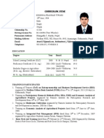 CV KP Tiwari