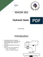 Hydraulic Seals