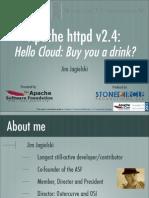 Apache Httpd Cloud