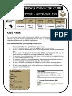 LVSC Newsletter - Sep 2013