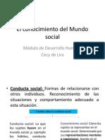 El Conocimiento Del Mundo Social