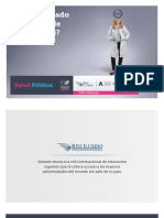 Brochure UTA Diplomado en Salud Pública