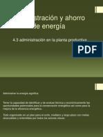 Administración y ahorro de energía-2