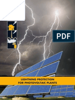 Protection for Photovoltaic Plants