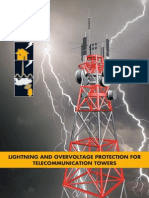 Protection for Telecommunication Towers