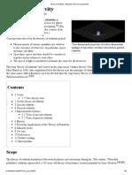 Theory of relativity - Wikipedia, the free encyclopedia.pdf