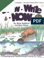 Draw Write Now, Book 6