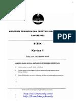 [Edu.joshuatly.com]Trial Kedah SPM 2012 Physics [70C85257] Copy