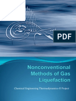 Nonconventional Methods of Gas Liquefaction