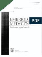 EMBRIOLOGIA MEDYCZNA - podręcznik ilustrowany - 1A4 - hieronim bartel.pdf