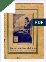 Revista de Feria 1932