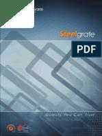 Brochure Steel Grating