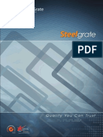 Brochure Steel Grating