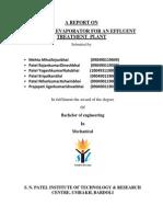 Design of Etp Plant(3)
