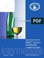 The WSET® Level 2 Certificate in Wines and Spirits 2010-06