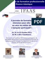 Formation Banque Participative Oct2013