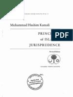 M.H. Kamali - Principles of Islamic Jurisprudence - 1991-1-13