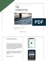 iPad Productivity Explained!