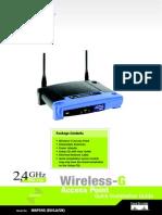 Wap54g v3-Qig Combo w Eu de Fr Ug Web