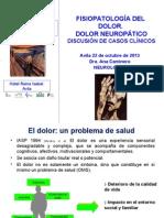 Curso Dolor Cr+¦nico 2013. Dra Caminero