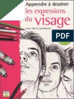 eBook Apprendre a Dessiner Les Expressions Du Visage