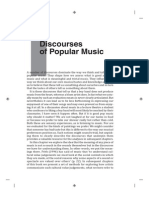 Discourses in Popular Music