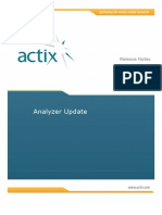 ACTIX DOCUMENT