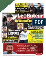 Journal Le Buteur Du 27.01.2014