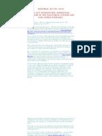 Electoral Reforms Law RA 6646