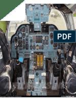 Tu 160 Cockpit