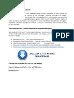Tecnica efficace per disinstallare eFix Pro