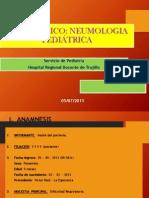 Caso Clinico Bronquiolitis