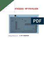 HP Manuale Smontaggio